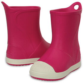 Crocs Bump It Botas Niños, candy pink/oyster